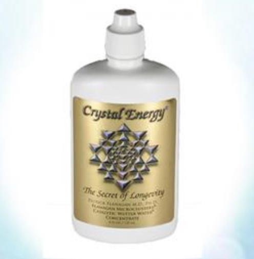 Dr. Patrick Flanagan's Crystal Energy