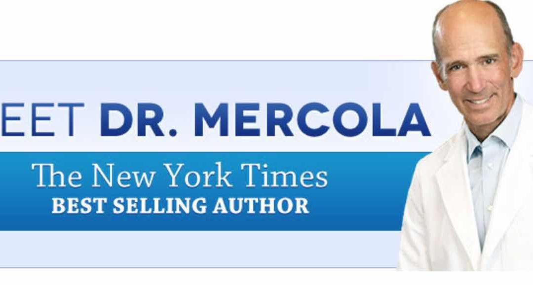 Dr. Mercola at CoolestTechEver.com